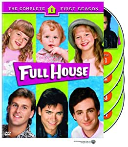 Full House Complete First Season Dvd Region 1 Us Import