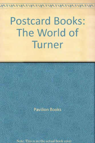 The World of Turner/Postcard Book