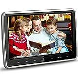 Cherryou 10.1 Inch HD 1024*600 HDMI USB SD IR/FM Ultra Thin Digital Touch Key LCD Screen Car DVD Player Headrest Monitor