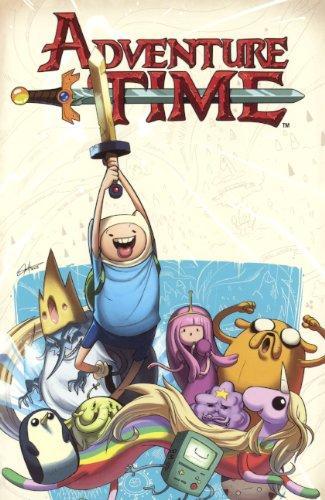 Adventure Time Volume 3