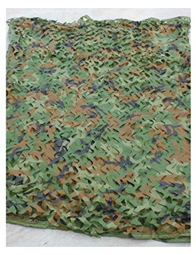 WNZP 2Mx3M Tarnungnetz Tarnungnetz Sonnenschutznetz Regenschirm, Militärische Waldjagd Schießen Tibetische Armee, Campingzelt Oxford Tuch (größe : 4m×8m)