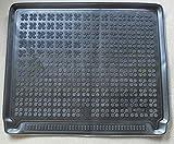 Rezaw Plast Z967173 Kofferraumwanne Kofferraumschale schwarz