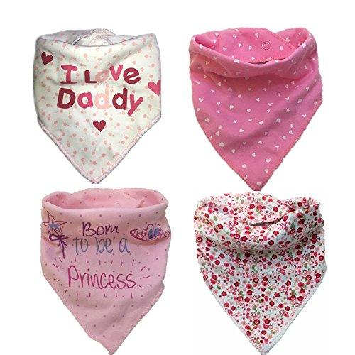unisex-baby-bandana-drool-baberos-4-pack-rosa-absorbente-algodon-baberos-con-snaps