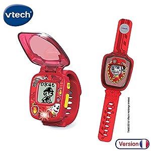 VTech Pat Patrouille La montre Interactive de Marcus - Electrónica para niños, 3 año(s), Niño/niña, 7 año(s), Francés, CR2450