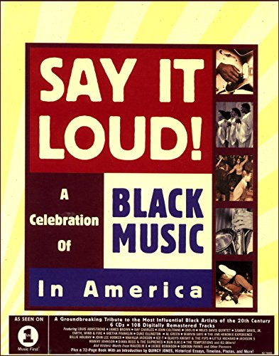 Say It Loud-Black Music Histor