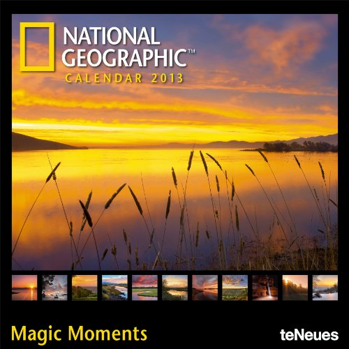 national-geographc-calendar-magic-moments-2013-broschrenkalender