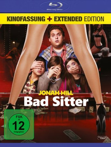 Bad Sitter - Extended Version [Blu-ray] (Hill-bad)