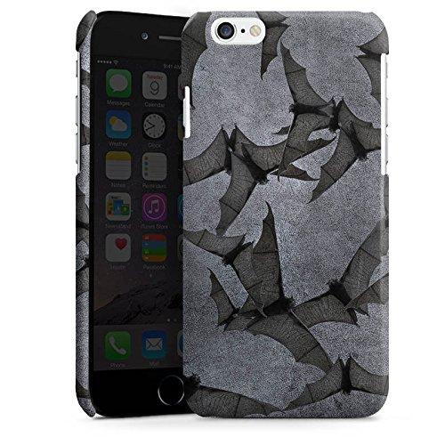 Apple iPhone 5 Housse Étui Silicone Coque Protection Chauve-souris Bat Vampire Cas Premium brillant