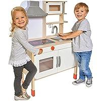 Eichhorn 100002494 Spielküche, 36 x 69 x 99,5 cm, Holzküche