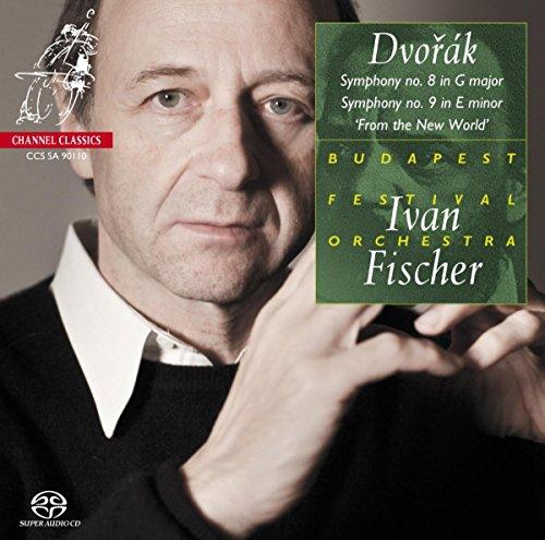 Sinfonien 8 & 9 aus der Neuen Welt (Dvorak Symphony 8 9 Fischer)