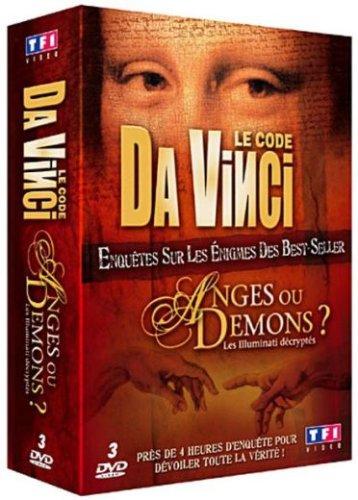 Preisvergleich Produktbild Coffret Dan Brown : Le code Da Vinci / Anges ou démons [FR Import]