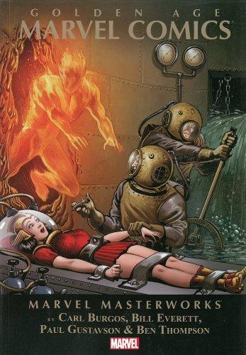 Mmw Golden Age Marvel Comics 02 (Marvel Masterworks)