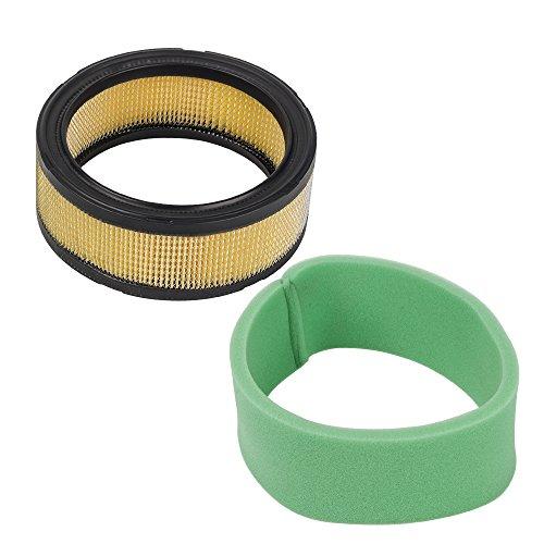 Ruche filtre filtre à air Nettoyant pour 253t 47 883 03 John Deere M47494 (diamètre intérieur : 5-9/40,6 cm, diamètre extérieur : 17,8 cm, hauteur : 2-12/48,3 cm, vérifier soigneusement)