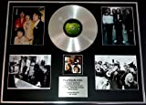 THE BEATLES/GIGANTIC Platin-Schallplatte/RECORD & Foto-Darstellung/Limitierte Edition/COA/LET IT BE
