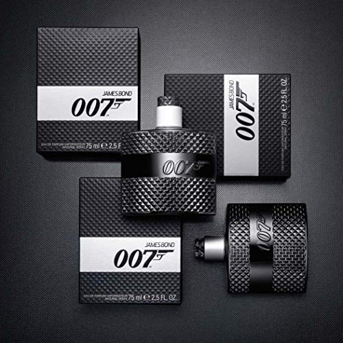 James Bond 007 Herren Parfüm - Eau de Toilette Natural Spray I - Unwiderstehlich-frischer Herrenduft - perfekter Sommerduft gepaart mit britischer Eleganz - 1er pack (1 x 50ml)