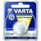 Batteria Bottone Varta (Batteria), Pulsante Cella, Cr2430, Litio, 3V 280Mah, 3 X 24, 5Mm