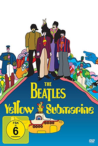Yellow Submarine [DVD] [1968] [2...