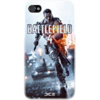 BigBen EA319255 Coque rigide pour iPhone 4/4S Motif Battlefield 4-Soldier Multicolore