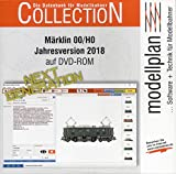 COLLECTION Märklin 00/H0 2018 - Modellbahn-Verwaltung, Datenbank, Katalog, Software