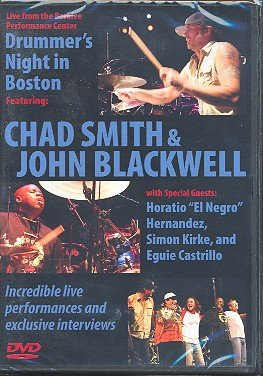 Chad Smith and John Blackwell: DVD-Video