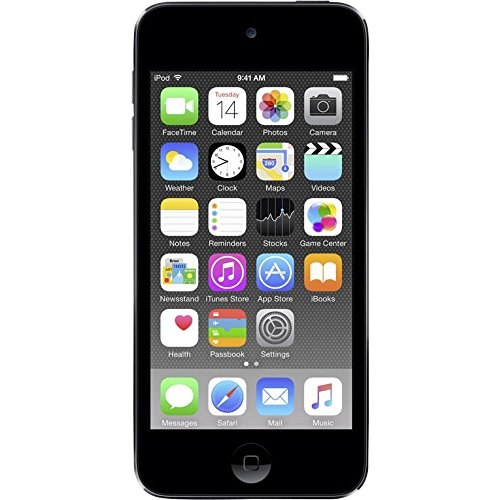 Apple iPod touch 16GB (6th Gen)- Space Gray (MKH62HN/A)