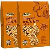 Tulsi California Walnut Kernels Select 400g (200g x 2)