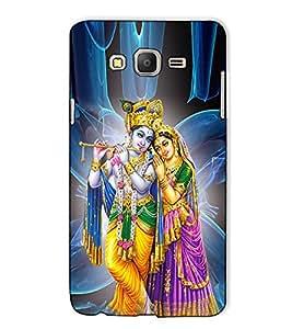 Fuson Designer Back Case Cover for Samsung Galaxy On7 Pro :: Samsung Galaxy On 7 Pro (2015) (Radha Krishna kanhaiya basuri fluet)
