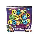 Sopa CruzaLetras - Juego de Sopa de Letras (Goliath 70474)