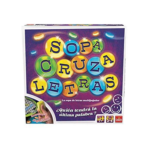 Sopa CruzaLetras - Juego Sopa Letras Goliath 70474