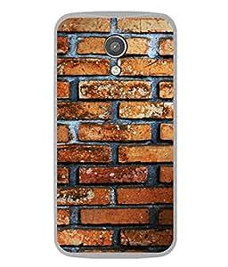 Fuson Designer Back Case Cover for Motorola Moto G2 :: Motorola Moto G (2nd Gen) (santaclouse snowfall merry christmas )