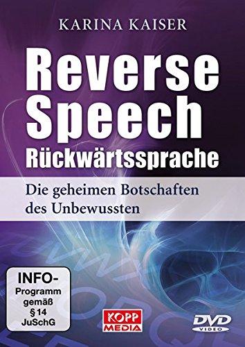 Reverse Speech - Rückwärtssprache, 1 DVD