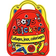 BOYS STICKERS