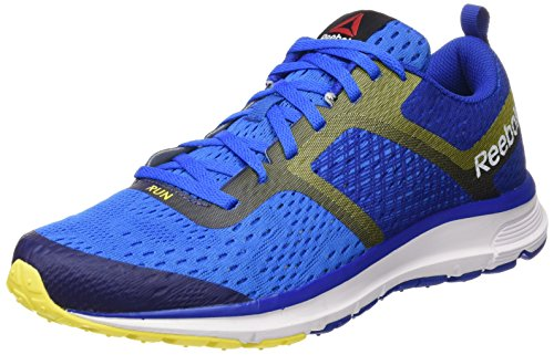 reebok-one-distance-chaussures-homme-azul-blue-sport-coll-royal-yellow-spark-white-44-eu