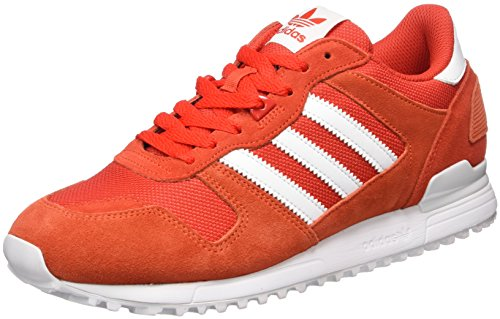 adidas ZX 700, Sneaker Basses Homme Rouge (Core Red/ftwr White/energy)