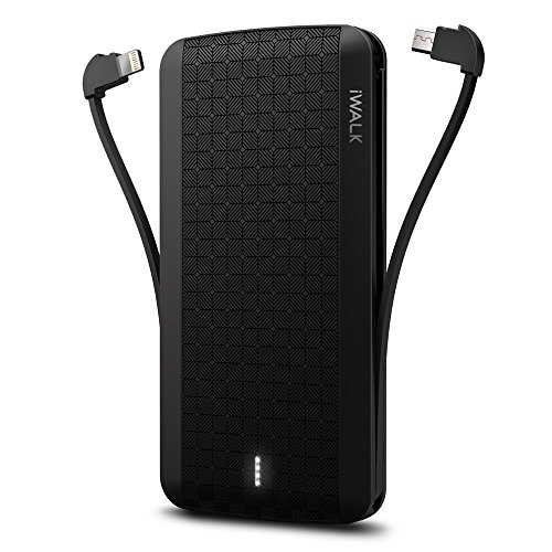 iWalk-Portatile-Power-Bank-8000mAh-con-Cavi-di-Tipo-C-e-Micro-USB-Quick-Charge-30-Batteria