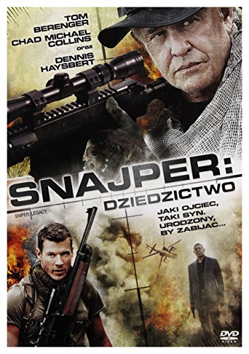 Sniper: Legacy [DVD] [Region 2] (IMPORT) (Keine deutsche Version)