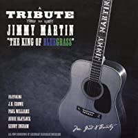 Tribute To The King Of Bluegrass - Volume 1