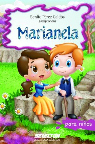 Marianela (Infantil) por Benito Pérez Galdós