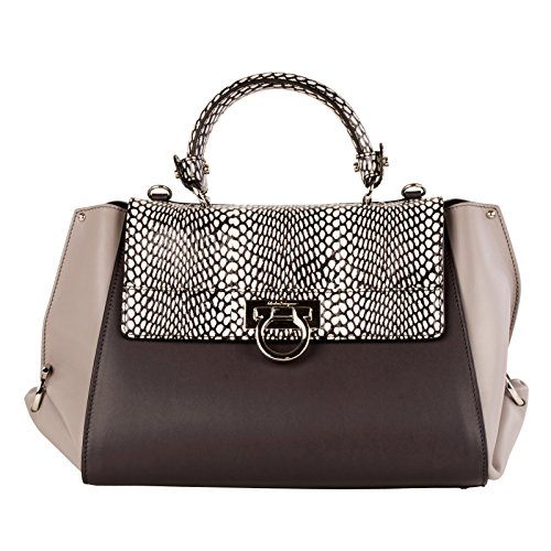 Salvatore-Ferragamo-Womens-0650217-Multicolor-Leather-Handbag