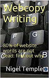 Webcopy Writing: 80% of website words are not read: find out why (English Edition)