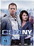CSI: NY - Season 7.2  [Limited Edition] [3 DVDs]