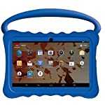 "Kids BTC UK 7"" Quad Core Tablet PC (1GB RAM, 8GB HDD, Super UHD display, Google Android 5.1, WIFI, USB, Bluetooth) - Blue"