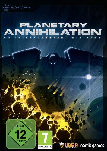 Computer-base-einheiten (Planetary Annihilation - [PC/Mac])