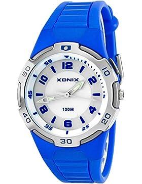 Analoge XONIX Armbanduhr Unisex