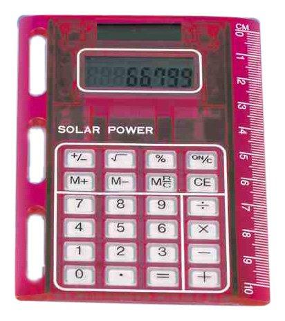 Wedo 66799 Taschenrechner Abheftbar Solartechnik, sortiert
