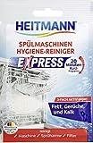 Heitmann Express Nettoyant lave-vaisselle 30g, pack de 1(1x 30g)