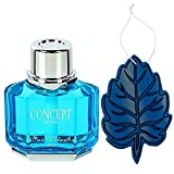 #10: Elite Combo Deal Concept Autodoc Car Perfume Fresh Blue Berry with Hanging Fresh Peach Tree Air Freshener for Car