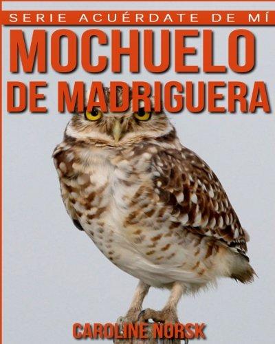 Mochuelo de madriguera: Libro de imágenes asombrosas y datos curiosos sobre los Mochuelo de madriguera para niños (Serie Acuérdate de mí)
