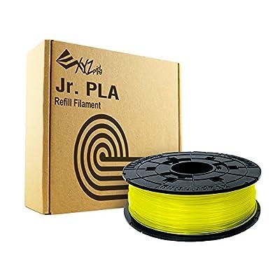 Da Vinci RFPLCXEU03J Junior PLA, 600 g, clear Yellow