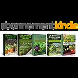 Gardening: Raised Bed Gardening For Beginners + Vegetable Gardening For Beginners + Companion Gardening For Beginners + Greenhouse Gardening for Beginners ... Gardening for Beginners) (English Edition)
